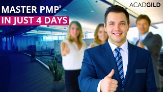 PMP Certification Training 2017 | Introduction to PMP Certification Course 2017 | PMP Training