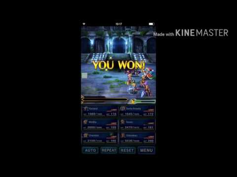 ffbeAuto Z for Brave Exvius (fork of ffbeAuto)- Arena