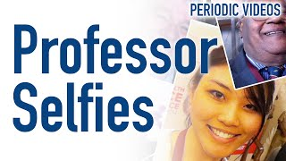Proffies - The Professor's Selfies