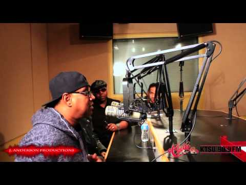Interview Five Men KTSU