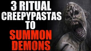 3 Ritual Creepypastas You Can Use To Summon Demons