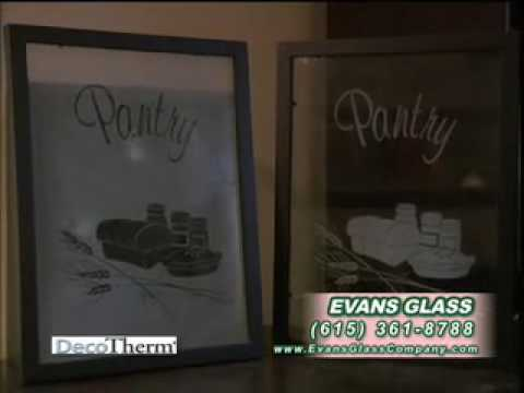 DecoTherm Commercial- Evans Glass Company