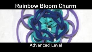 Rainbow Loom® Suzanne's Rainbow Bloom Charm