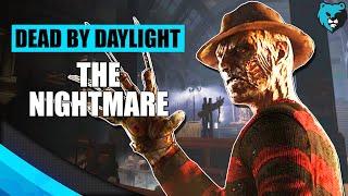 Freddy Krueger is The Nightmare | Dead by Daylight DBD Freddy Killer Gameplay
