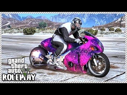 GTA 5 Roleplay - Drag Bike 'DESTROYS' Everyone | RedlineRP #592