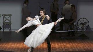 Bolshoi Ballet A HERO OF OUR TIME: OFFICIAL TRAILER