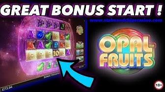 THIS HAPPENED ! OPAL FRUITS SLOT 🚨 Online Casino Bonus BIG WIN