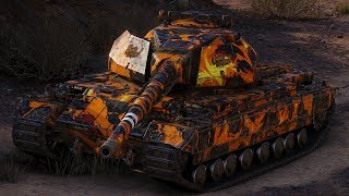 World of Tanks Super Conqueror - 9 Kills 10,5K Damage