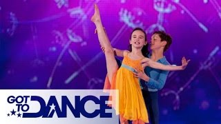 Got To Dance Series 3 Tayluer & Elliott Final Performance