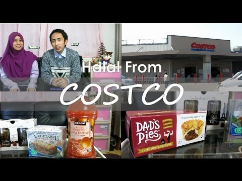 Halal From: Costco Japan - October 2015