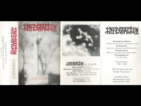 Infestation - Conceived demo 1994