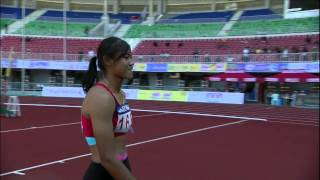 27th SEA GAMES MYANMAR 2013 Athletics 16/12/13