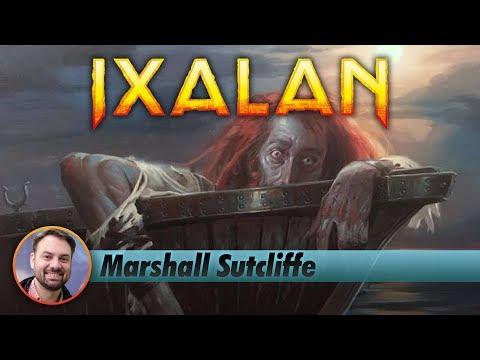 Channel Marshall - Ixalan Draft #3