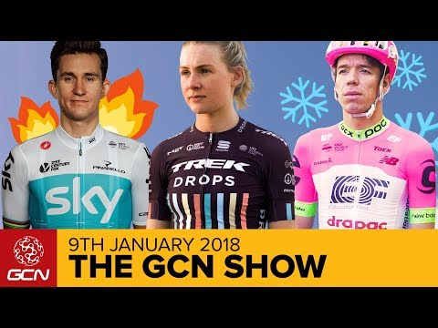 Hot Or Not? 2018 Pro Cycling Kits Reviewed | The GCN Show Ep. 261