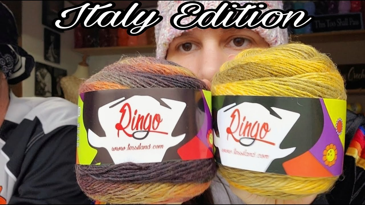 Yarn From Around The World | ITALY EDITION