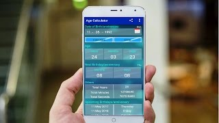 Best Age and Date Calculator App for Android Phone