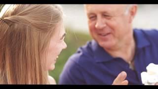 Видео на свадьбе любимому папе от невесты