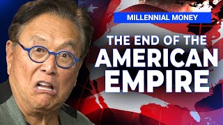 Could Universal Basic Income END AMERICA As We Know It? - Robert Kiyosaki [Millennial Money]