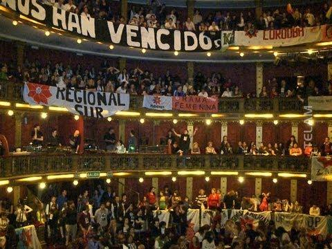 Peronismo Militante realizó un congreso de mujeres en el Teatro Cervantes
