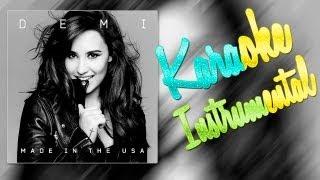 Demi Lovato - Made In The Usa [Karaoke / Instrumental] ᴴᴰ