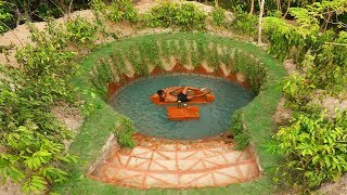Build The Greatness  Mini Underground Swimming Pool