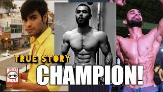 Story of Pankaj Gajwani - The Rising Stars - Episode 1