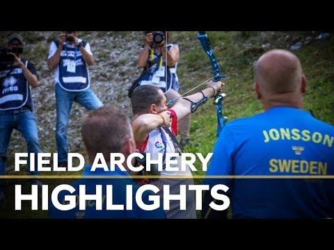 Highlights |Cortina 2018 World Archery Field Championships