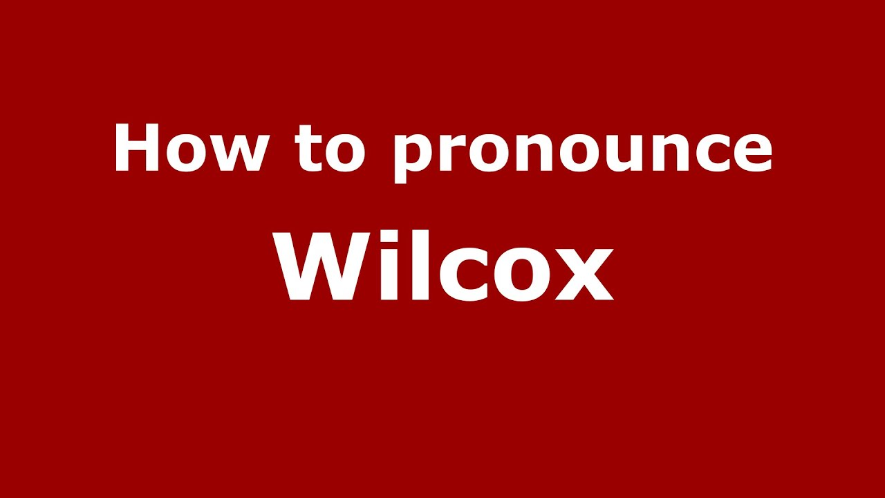How to pronounce wight
