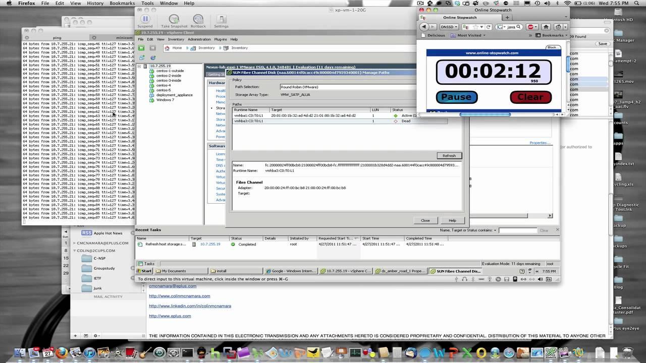 3 Minute Brocade to MDS migration - Colin McNamara