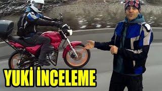 Çin malı bir motosiklet olan Yuki Goldfox 162 cc incelemesi sizlerl...