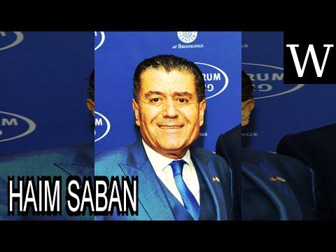 HAIM SABAN - WikiVidi Documentary Mp3