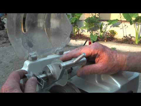 the First Solar Powered Lens Cutting Machine