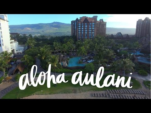 Aulani Resort in Hawaii | Family Travel Vlog