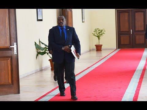 Joseph Kabila quitte deefinitivement le Palais de la Nation 1