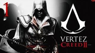 Repeat youtube video Assassin's Creed II - [#1] Assassin's Creed II - Ezio Auditore Da Firenze - Vertez Let's Play / Zagrajmy w