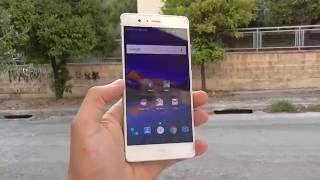 Huawei P9 Lite Ελληνικό Review [Greek]