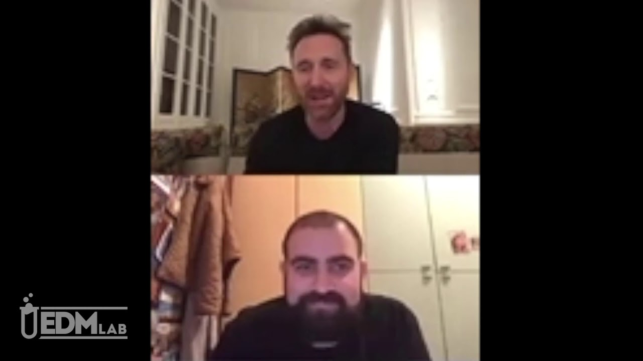 Download David Guetta interview on EDM Lab