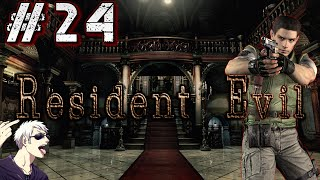 She Dead As Fuck Son - 24 - Resident Evil HD Remastered Chris Redfield