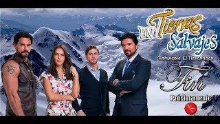 Final de la telenovela En Tierras Salvajes con Claudia Alvarez y Cristian de la Fuente 2017