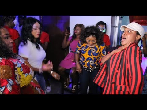 Iyabo Ojo Vs Foluke Daramola Vs Toyin Abraham Battle It Out On The Dance Floor. Having Mad Fun