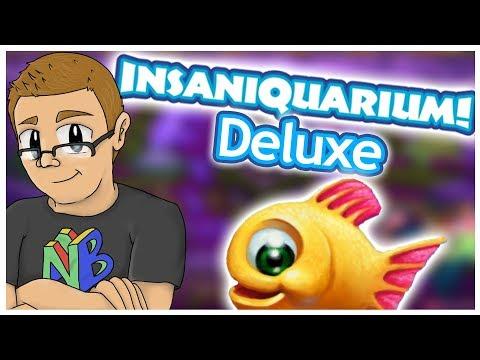 Insaniquarium Deluxe - Nathaniel Bandy