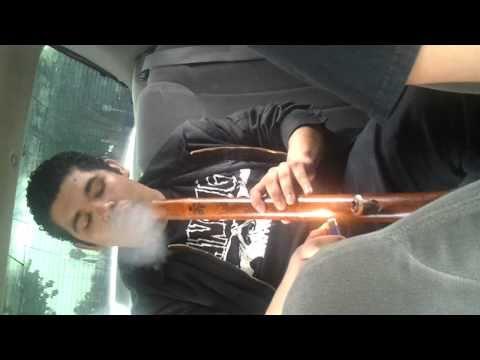 Smokin some Thuoc Lao