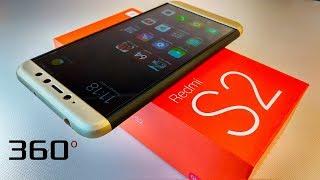 Xiaomi Redmi S2 чехол 360 ПОЛНОЕ ПОКРЫТИЕ