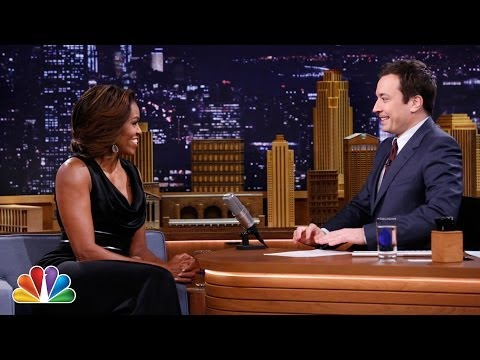 First Lady Michelle Obama Talks Her Firsts
