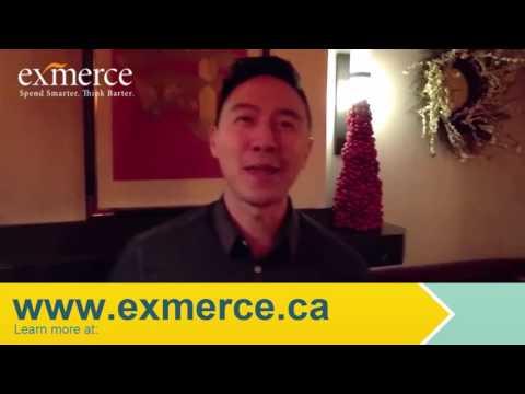Exmerce Barter Network Calgary - Nelson Liem