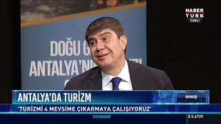 Bakış - 22 Ekim 2018 (Antalya Faktoring Buluşması)