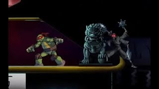 Teenage Mutant Ninja Turtles - Shadow Heroes Game Level 10-12 Walkthrough