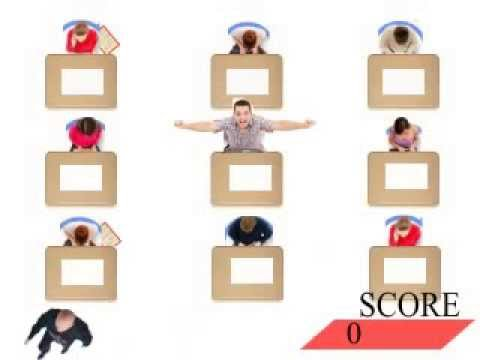 Final Exam Invigilation Game