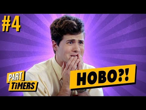 HOBOPHOBIC (Part Timers #4)