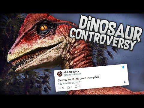 Lets Talk About THAT Deinonychus (Jurassic World: Evolution)